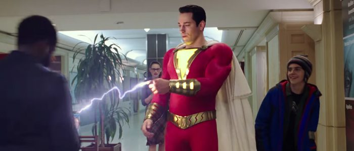 James Wan Trolls 'Shazam' Trailer Haters in Epic Fashion