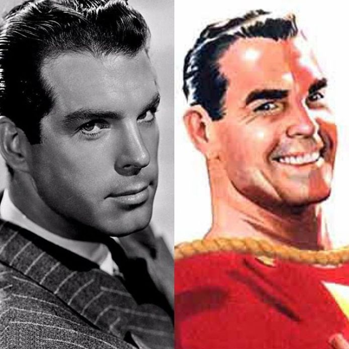 captain marvel fred macmurray