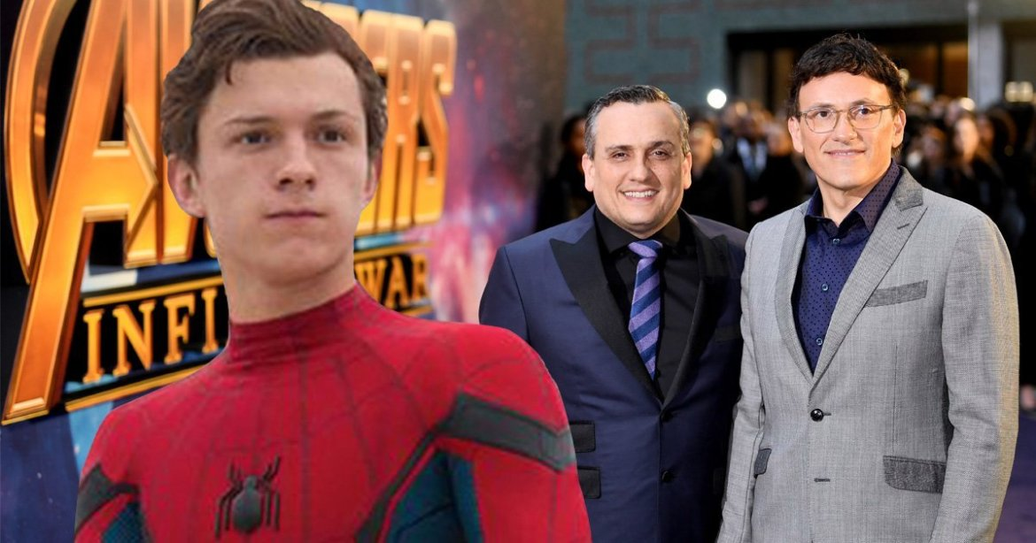 "Russo Brothers: ""Tom Holland Has a Big, Fat Mouth."""