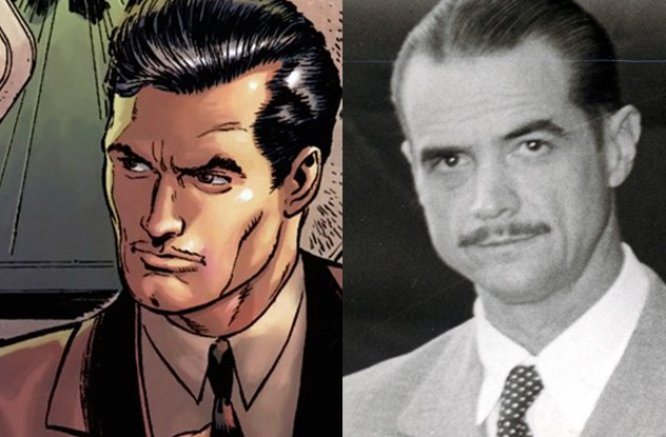tony stark howard hughes