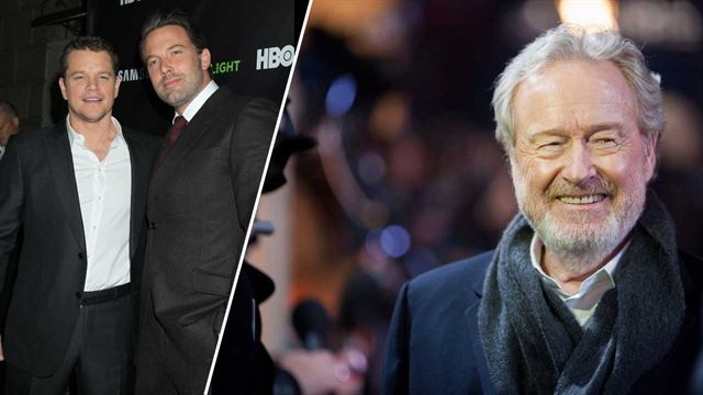 Affleck, Damon Reunite Under Ridley Scott's 'The Last Duel'