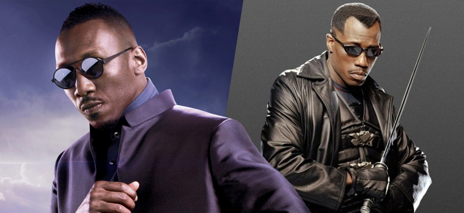 Let's Be Clear: Mahershala Ali is Not Replacing Wesley Snipes as 'Blade'