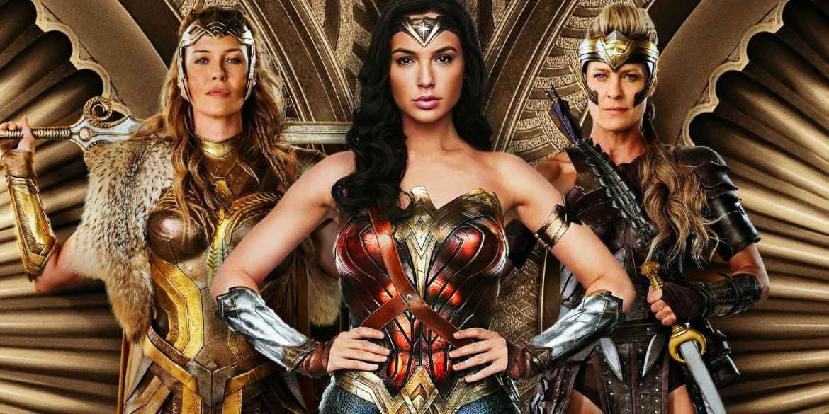 Sisterhood In Cinema | Wonder Woman