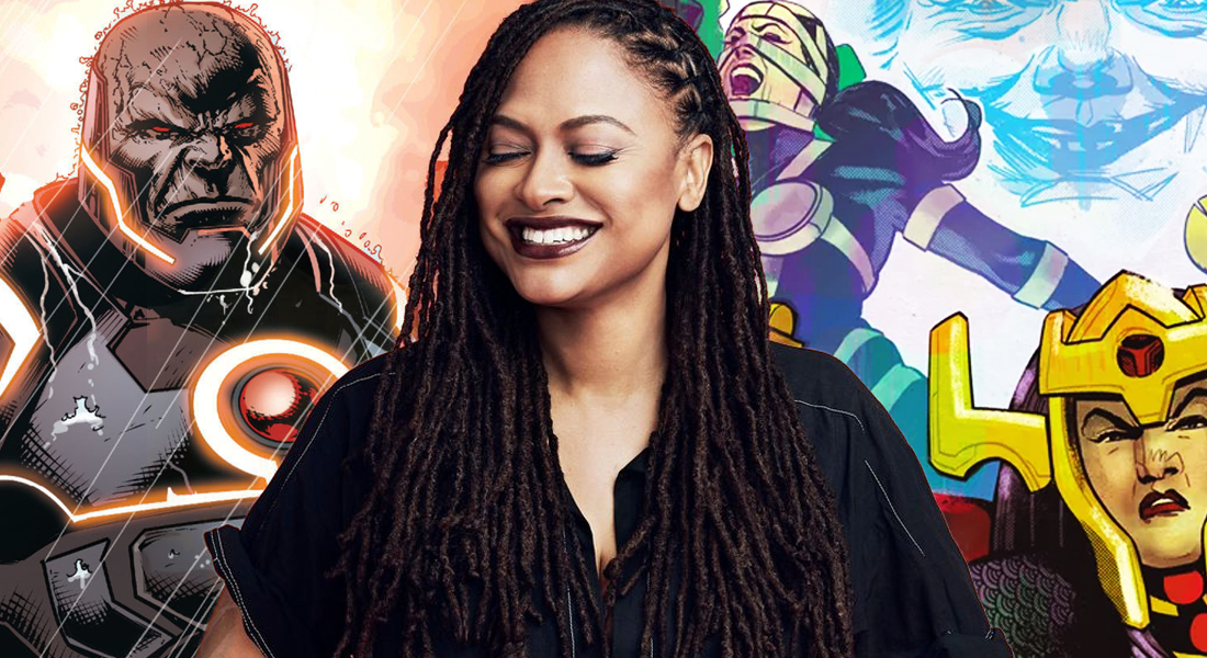 He's (Almost) Here: Ava DuVernay Confirms Villains for 'New Gods'