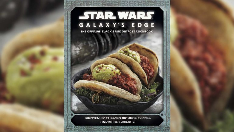 Hungry for More Star Wars: Buy the Galaxy's Edge Cookbook