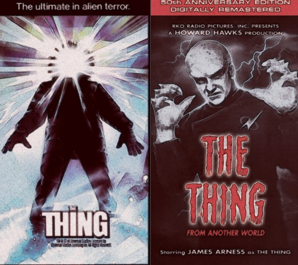 Take Two | 'The Thing From Another World' (1951) and John Carpenter's 'The Thing' (1982)