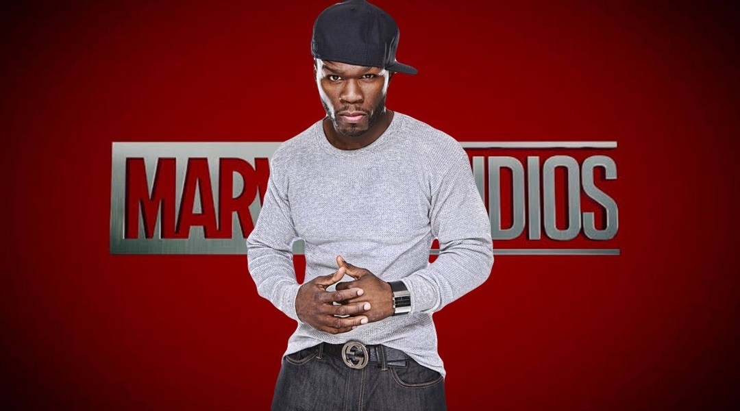 The Next Marvel Movie Will Be Directed by 50 Cent Cause He Said So