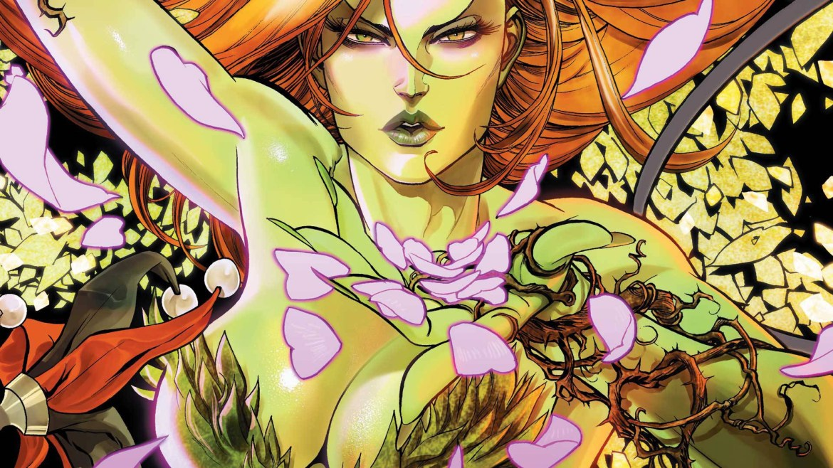 The Fancasting Room | 'Gotham City Sirens' Poison Ivy