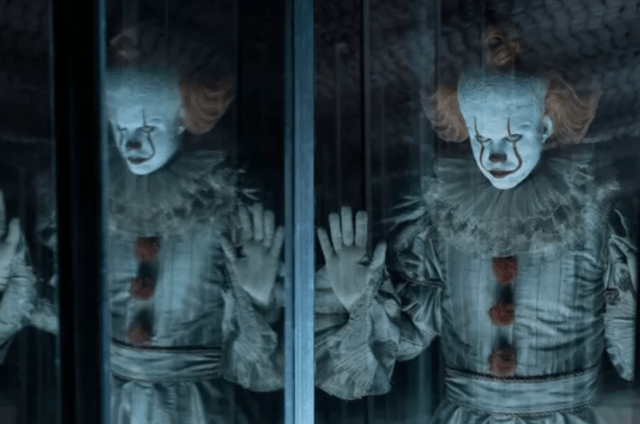 Pennywise House of Mirrors