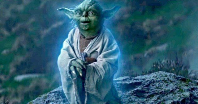 star wars the last jedi yoda