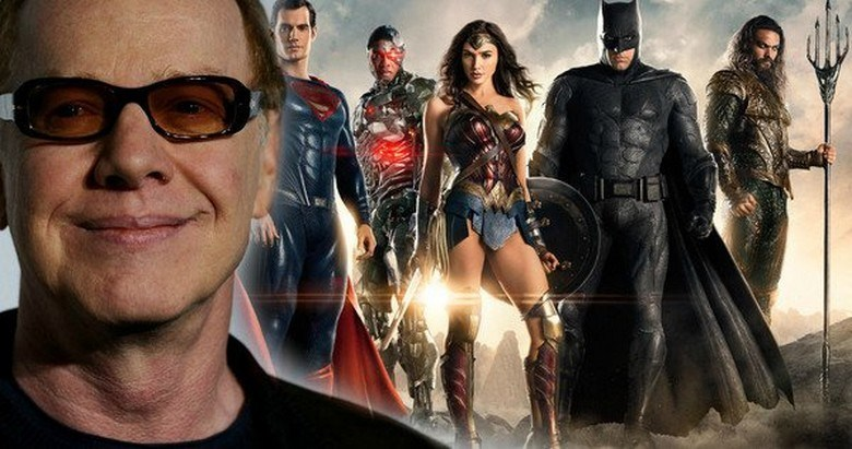"Danny Elfman on Fabled Snyder Cut: ""He Never Finished It."""