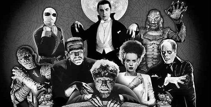 A-List | Top 10 Universal Monster Movies