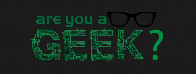 Geek? In the MoviesMatrix, that's a thing to be celebrated.
