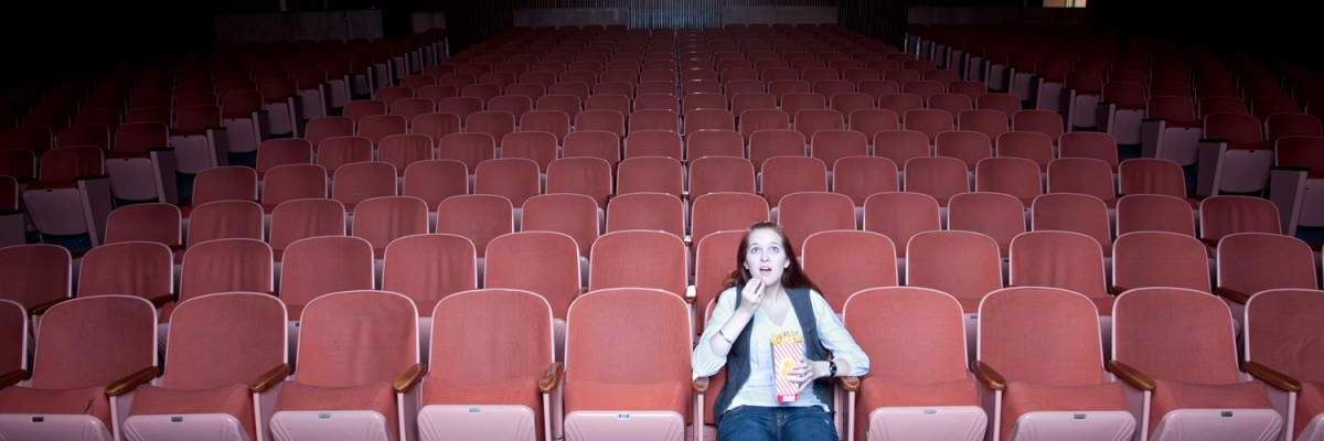 social distancing at the movie theaters