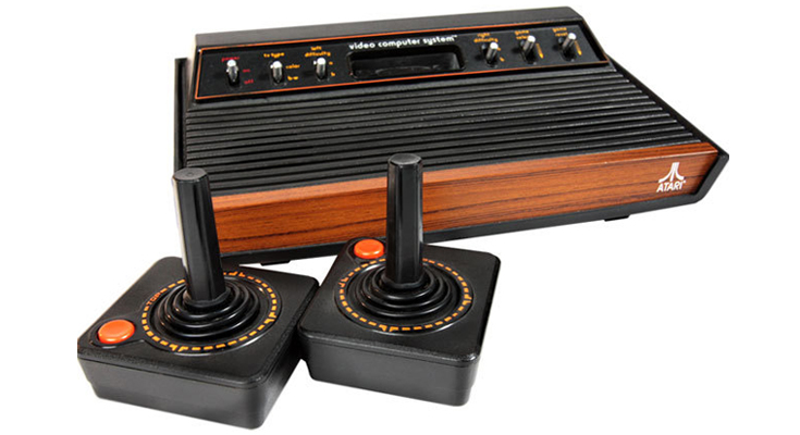 The granddaddy of all gaming consoles.