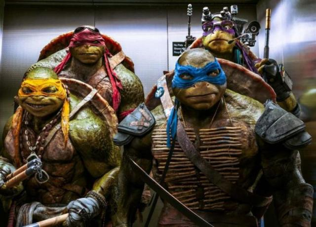 The new Teenage Mutant Ninja Turtles created some of the old joy among fans.