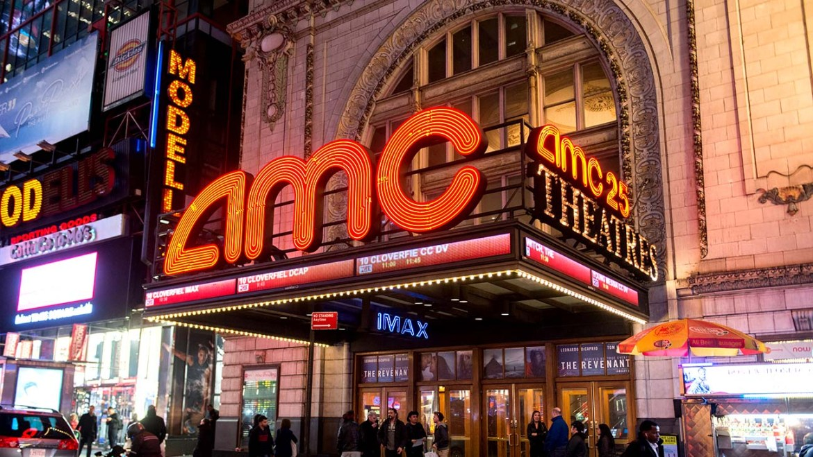 AMC Theaters Look to Open Big After All