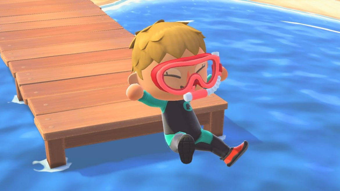 'Animal Crossing' Provides Some Swimmingly Quarantined Fun