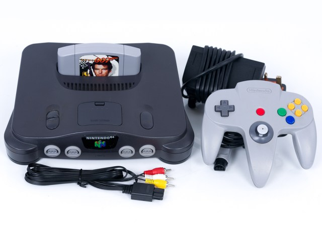 Battle of the Gaming Consoles really began here with N64