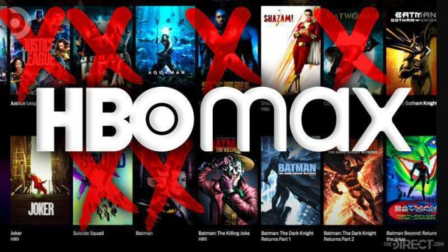 DC movies leaving HBO Max