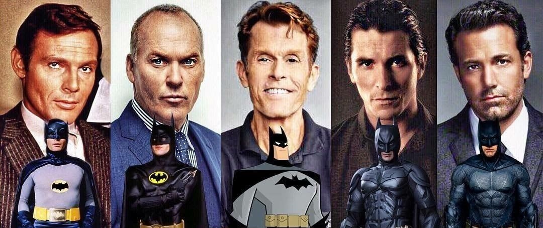 A-List | The Best 8 Batman Actors