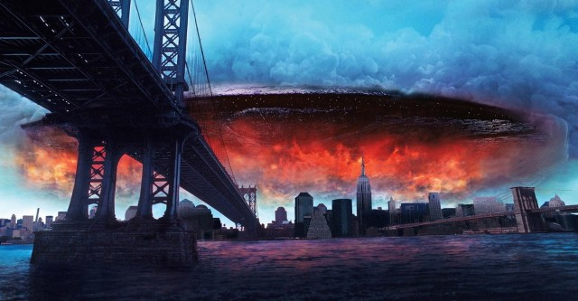 Independence Day is a great source of self geek discovery