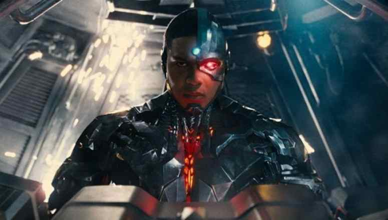 Ray Fisher as Cyborg, in the best way possible.
