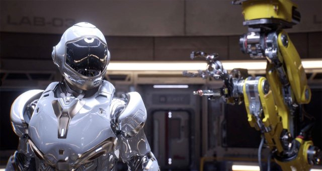With ray tracing, games never looked better.