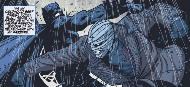 Thomas Elliott takes on the persona of Hush, as he strives to quiet Bruce Wayne permanently.