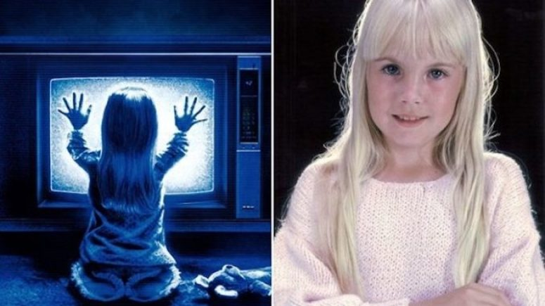 Heather O'Rourke dying at 13 is still one of the worst Hollywood deaths in history.