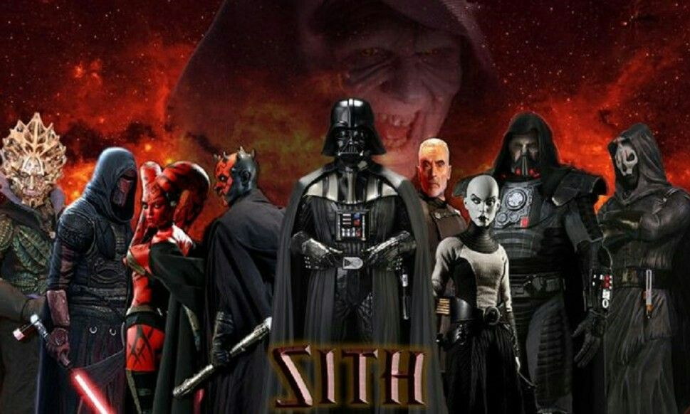 A-List | Top 13 Star Wars Sith Lord Power Rankings