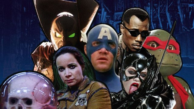 Comic Book Movies had a long road to get to success they enjoy today.