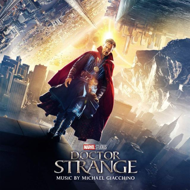 Most fans forget Michael Giacchino is behind the Doctor Strange score, but if you listen, you'll be reminded quickly.