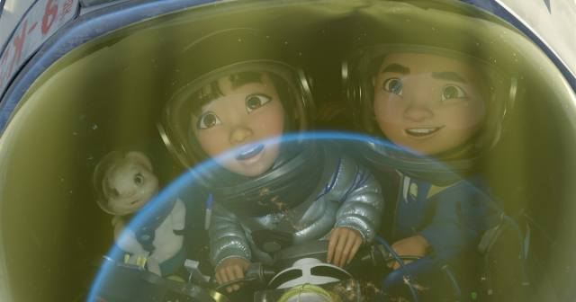 Over the Moon on Netflix is a remarkable offering for children and adults.