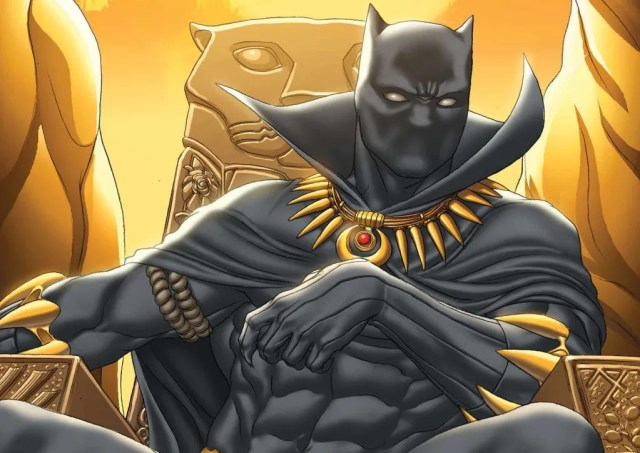 Black Panther vs. Wolverine in the Comic Colosseum may not go the way you think.