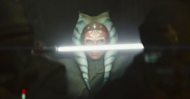 Rosario Dawson as Ahsoka Tano was amazing, but will it last on the Mandalorian?