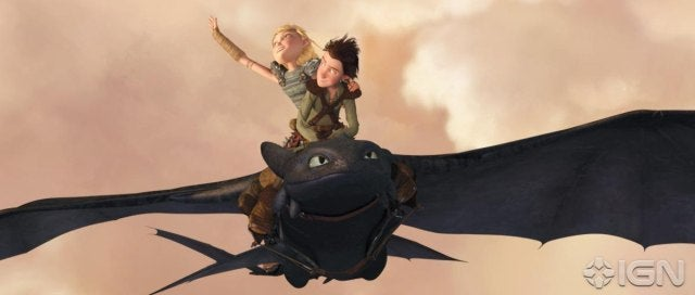 How to Train Your Dragon Movie Still