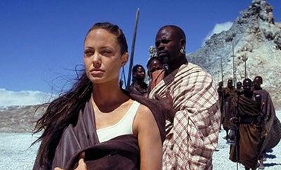 Image result for Djimon Hounsou, Amistad