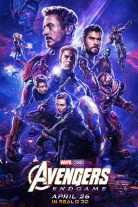 Download Avengers: Endgame (2019) {Hindi-English} ESubs 480p [990MB] || 720p [2.3GB]