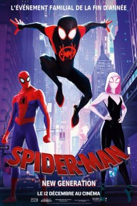 Download Spider-Man: Into the Spider-Verse (2018) {Dual Audio} Bluray 480p [400MB || 720p [1.3GB] || 1080p [3.2GB]