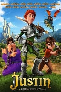 Download Justin and the Knights of Valour (2013) Dual Audio (Hindi-English) 480p [300MB] || 720p [800MB]