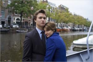 Le duo à Amsterdam.