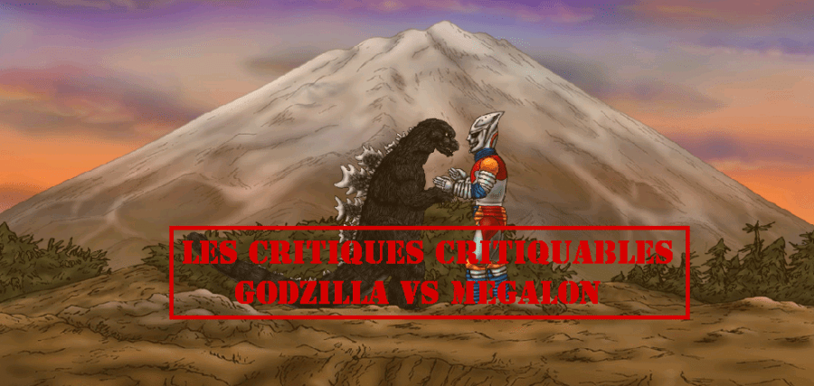 fan art Godzilla / Jet Jaguar
