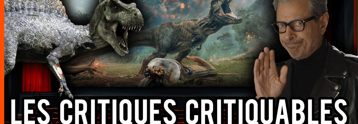 JURASSIC WORLD : FALLEN KINGDOM – La Chute d'une saga… [CRITIQUE SPOILERS]