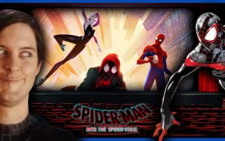 SPIDER-MAN : Into the Spider-Verse – L'audace du Pop-Art ! [CRITIQUE CRITIQUABLE NO SPOIL]
