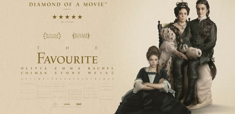 Critique de La Favorite par Anne-Laure