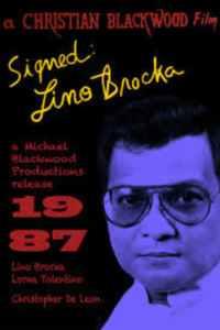 Signed: Lino Brocka (1987)