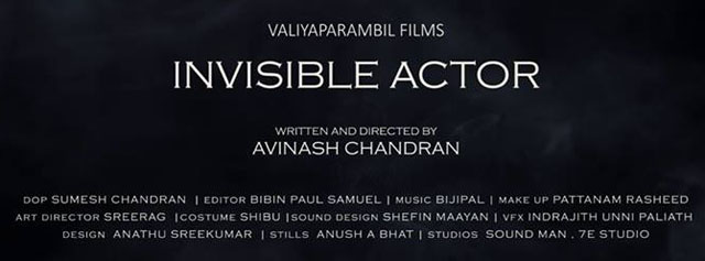 Invisible Actor