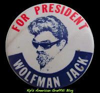 Wolfman Jack for President