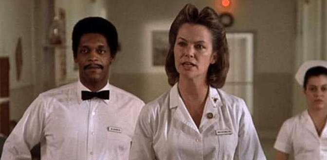 Evil Nurse Ratched